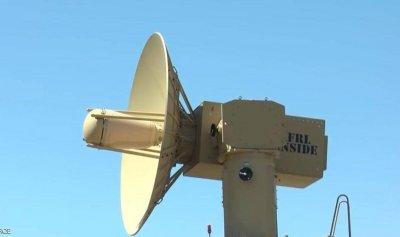 """بالفيديو: """"المايكرويف"""" يصطاد الطائرات المُسيرة"""
