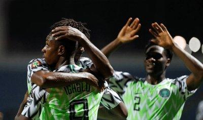 """نيجيريا أول المتأهلين لثمن نهائي الـ""""كان"""""""