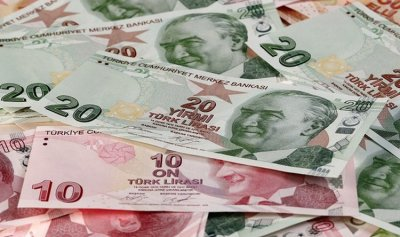 الليرة التركية تهبط