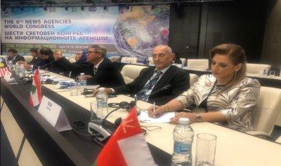الوكالة الوطنية تشارك في المؤتمر الدولي السادس لوكالات الأنباء
