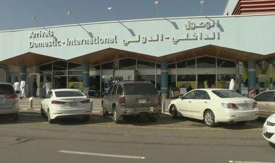 قتيل و7 اصابات في هجوم بطائرة مسيرة على مطار أبها