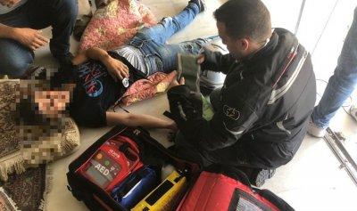 """حالة طارقة تُسعف عبر """"Moto ambulance"""""""