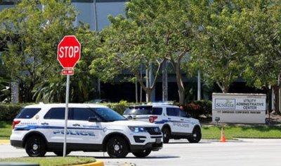 قتيل باطلاق نار على مبنى محكمة فدرالية في تكساس