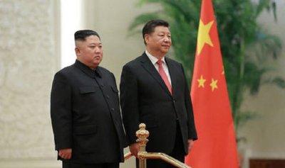 بعد 14 عاماً… رئيس الصين يزور كوريا الشمالية
