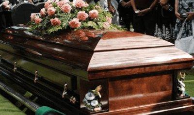 تأجيل الدفن