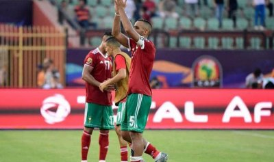ناميبيا تهدي الفوز للمغرب