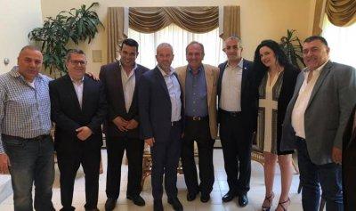 حبشي يتابع مشاريع مساعدة لبنان مع شاهين