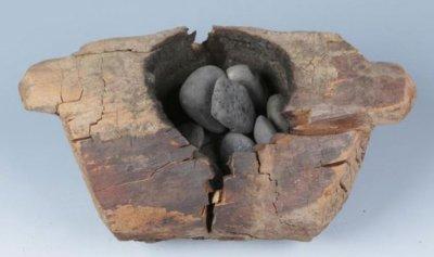 مقابر تكشف الانتشاء على الحشيش قبل 2500 سنة