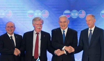 """""""الاجتماع الثلاثي"""": لا لبقاء أي قوات أجنبية في سوريا"""