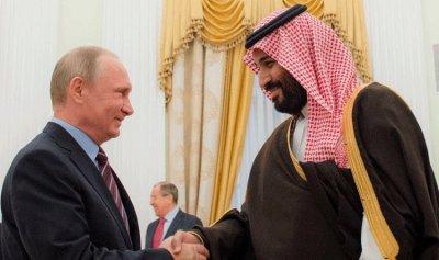 بوتين يلتقي محمد بن سلمان في قمة العشرين