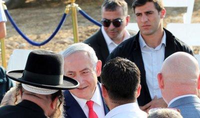 """نتانياهو يدشن مستوطنة """"ترمب"""" في الجولان"""
