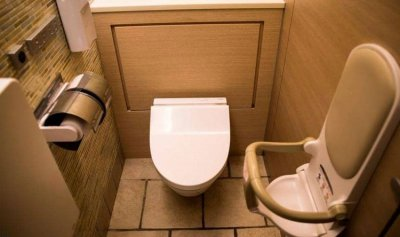 """""""كرسي مرحاض"""" يكشف أمراضك القلبية"""