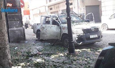 """انفجار ثالث يهزّ حي """"القورجاني"""" في تونس"""
