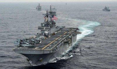 ترمب يعلن إسقاط طائرة إيرانية مسيرة فوق مضيق هرمز