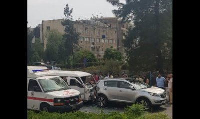 8 جرحى بحادث سير قوي في جبيل