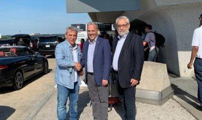 من التقى الوفد النيابي اللبناني في واشنطن؟