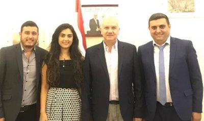 بالصور: كرم يكرم ثلاثة لبنانيين مبدعين