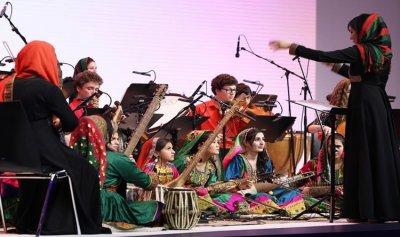فقدان 4 فتيات من الأوركسترا النسائية الأفغانية