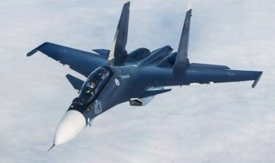 طلقات تحذيرية باتجاه مقاتلة روسية في كوريا الجنوبية