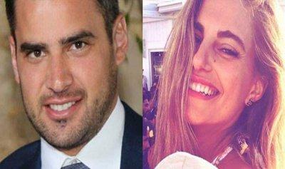 بالفيديو: أجواء رومنسية من خطوبة النائب فرنجية ولين زيدان
