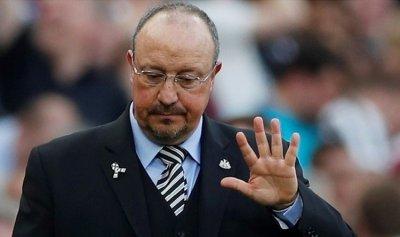 نيوكاسل يونايتد يعين مدرباً جديداً خلفاً لبينيتيز