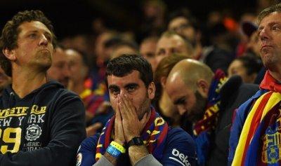 مصير برشلونة في مهب الريح