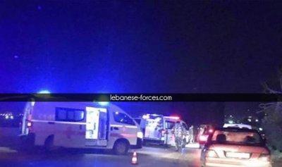 """خاص بالفيديو: انفجار """"AUDI"""" في طرابلس"""
