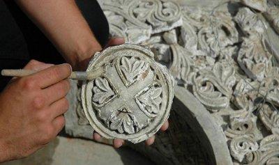 العثور على قبر حفيدة الملكة تمارا