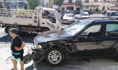 اصابة مواطنة صدما في بلدة كفررمان النبطية