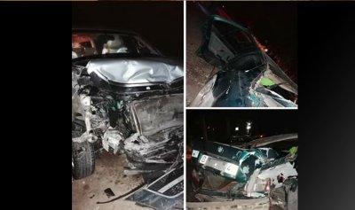 بالصورة: إصابة 3 مواطنين بحادث سير في عكار