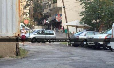 بالصور: فقدت التواصل مع أهلها بسبب سارق في أدونيس