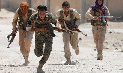 تجدد الاشتباكات بين الأتراك والأكراد في سوريا 