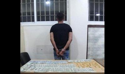 بالصورة: سرق أكثر من 500 ألف دولار من محل مجوهرات في صيدا