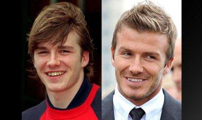 أشهر نجوم كرة القدم قبل عمليات التجميل وبعدها!