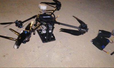 إصابة 3 أشخاص بانفجار الطائرة المعادية في الضاحية
