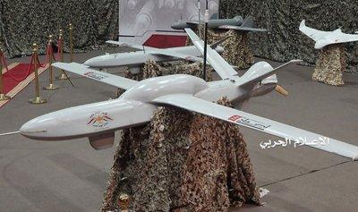 مزاعم اسرائيلية: الطائرتان المسيرتان صنع ايراني