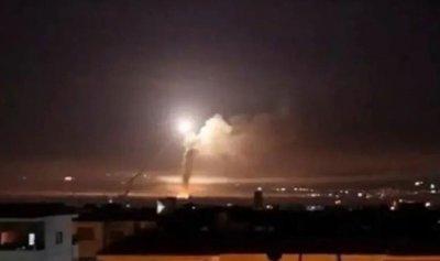 بالفيديو: الجيش الاسرائيلي يكشف معلومات جديدة عن هجوم دمشق