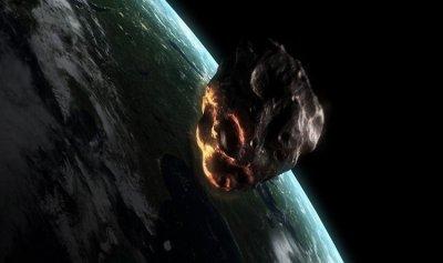 بالصور: وحش فضائي يقترب من الأرض