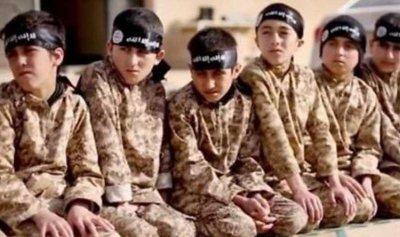 """أين أطفال """"داعش""""؟"""