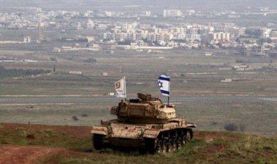 أمر عمليات اسرائيلي في المنطقة