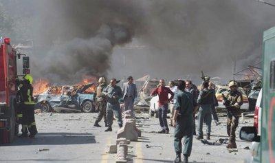تفجير قاعة زفاف بداخلها مئات الأشخاص في كابل