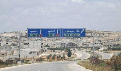 اشتباكات بين تركيا ونظام الأسد في خان شيخون 