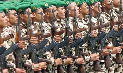 أول دفعة للتجنيد الإجباري في المغرب