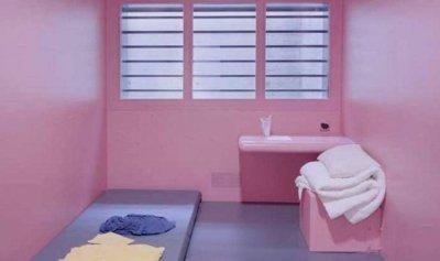 سويسرا تختار اللون الوردي لطلاء السجون