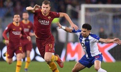 دجيكو يمدد عقده مع روما لغاية 2022