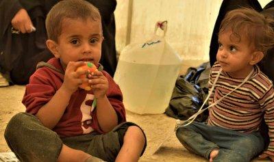 سوء التغذية يهدد حياة 19 ألف طفل في سوريا