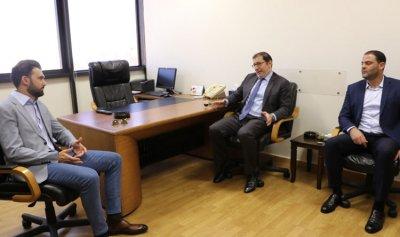 تيمور جنبلاط: مستعدون تقديم الدعم لتطوير النقل العام 