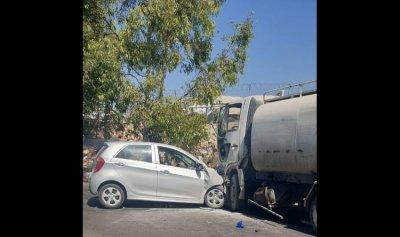 قتيل بحادث سير على طريق برج قلاويه صريفا