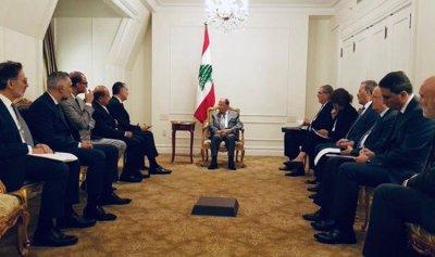 عون يؤكد نهوض لبنان عبر الإصلاحات والموازنة التقشفية