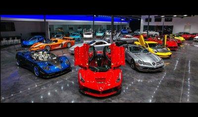 بالفيديو: السيارة الأقوى والمحدودة تصل الى شرق الأوسط
